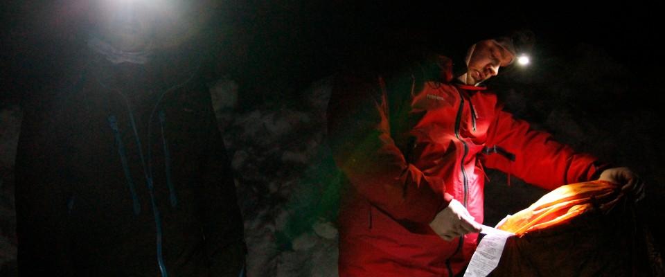 Den Norske Lavvologe - Topptur til Rasletind, mars 2014