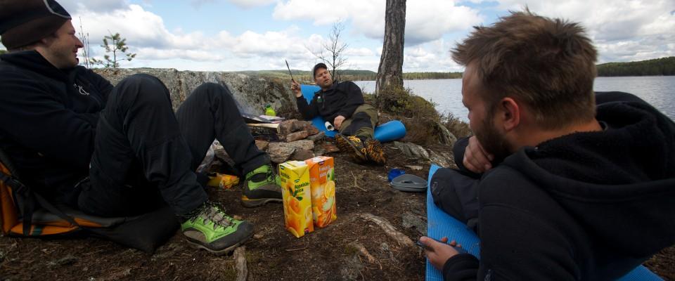 Den Norske Lavvologe - Mangen, mai 2014
