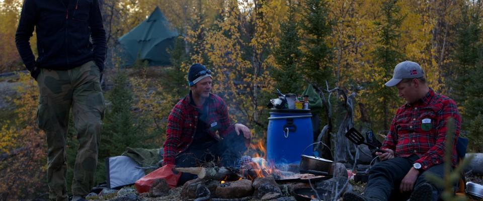 Den Norske Lavvologe - Canada 2014